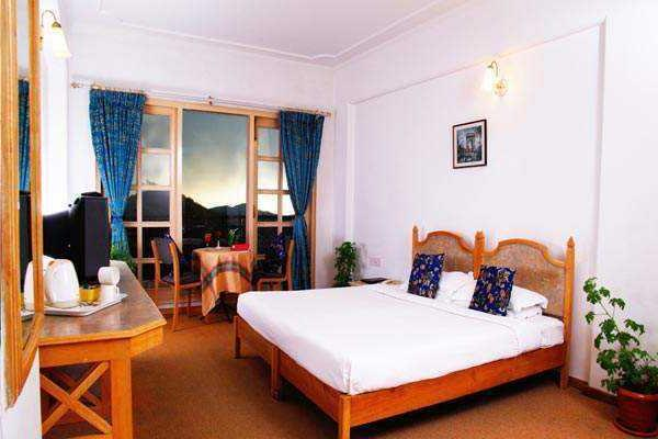 Toshali Royal View Resort Shimla Royal Double Room