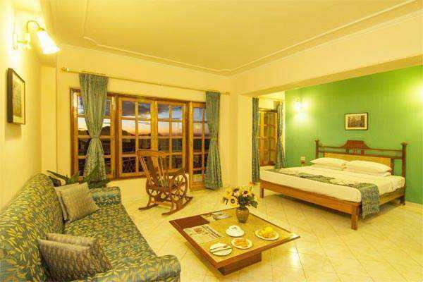 Toshali Royal View Resort Shimla Royal Studio Room